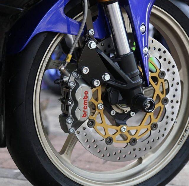 Discbrake New R25 Brembo Italy Cakram