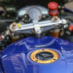 Fuel Cap Tutup Tangki Bensin R6 Lightech