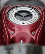 Fuel Cap Tutup Tangki Bensin Z1000 Sugomi Lightech