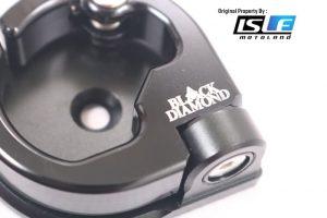 Gantungan Barang Yamaha Nmax Xmax Aerox Black Diamond