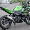 Knalpot Ninja 250 FI New 2018 Arrow Italy
