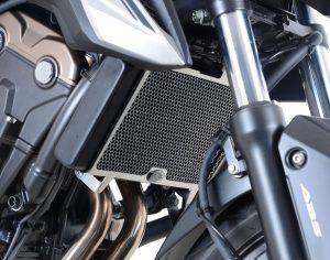 Radiator Guard Cover Radiator Honda CB500F 2016- Up R&G RG Racing