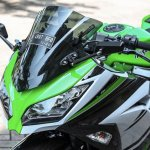 Windshield Visor Ninja 250 FI Ninja250 Hotbodies
