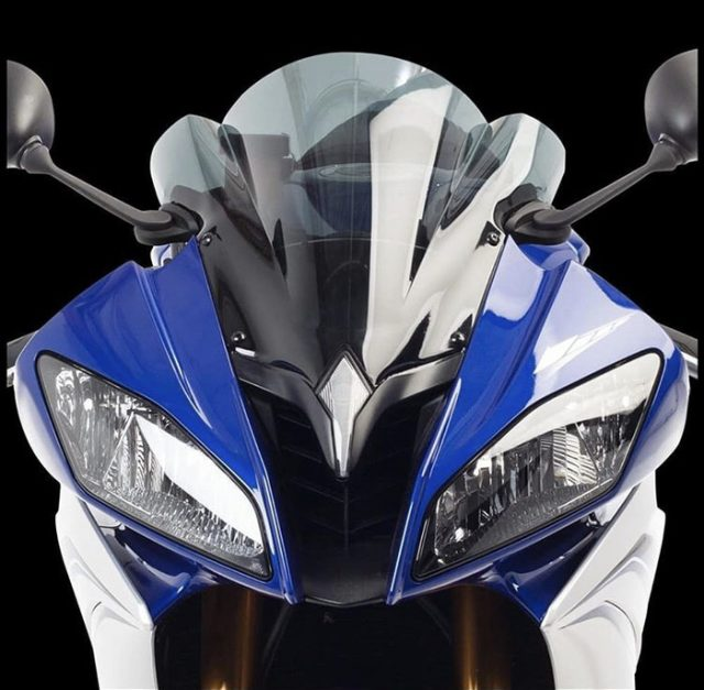 Windshield Visor Yamaha R6 Hotbodies