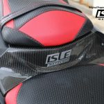 Cover Seat R25 New R25 MT25 Carbon Kevlar