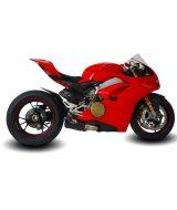 Knalpot Ducati Panigale V4 Austin Racing Underbelly