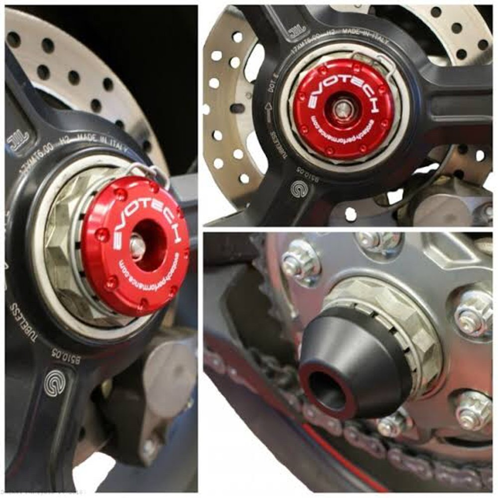 Rear Spindle Ducati Panigale V4 Evotech