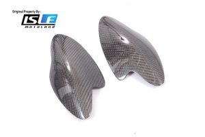 Tail Slider Pelindung Body Belakang Xmax Lapis Karbon Kevlar New Model