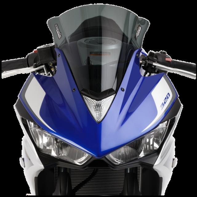 Windshield Visor Yamaha R25 Hotbodies