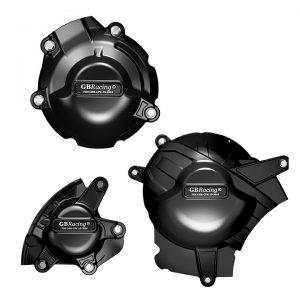 Engine Guard Case Cover Suzuki GSXR1000 L7 17-19 GB Racing