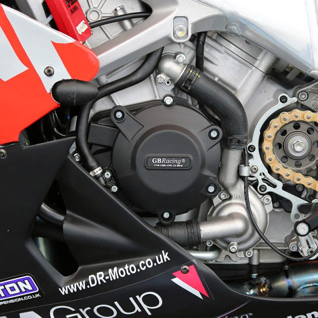 Engine Guard Case Cover Aprilia RSV4 10-18 GB Racing