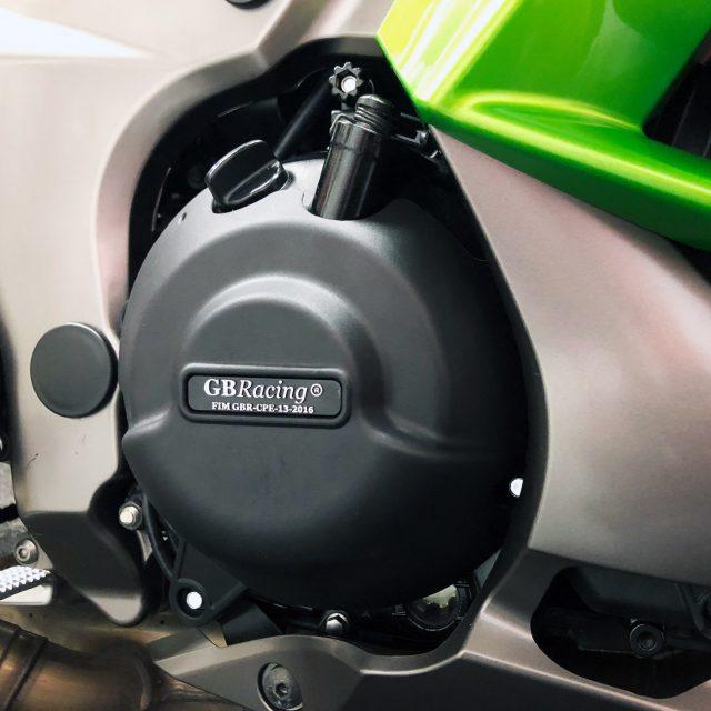 Engine Guard Case Cover Kawasaki Z1000 14-19 GB Racing