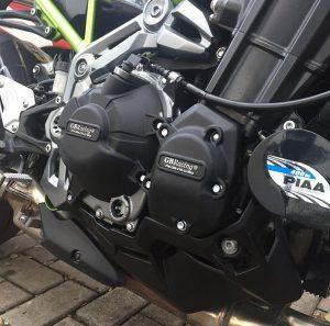 Engine Guard Case Cover Kawasaki Z900 17-19 GB Racing