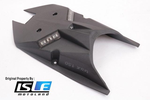 Undertail Fender Sein Spakbor Suzuki GSX 150 R GSX150 MHR Plastik