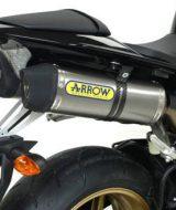 Knalpot Yamaha R1 2009-2014 Arrow Italy Full System Titanium