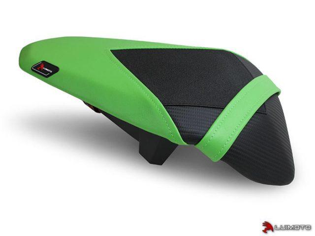 Kulit Jok Ninja 250 FI New 2018 Luimoto Italy Passenger
