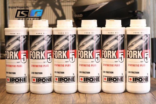 Oli Ipone Fork Fluid 5