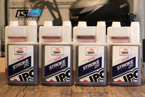 Oli Ipone Stroke 2R Synthetic With Ester