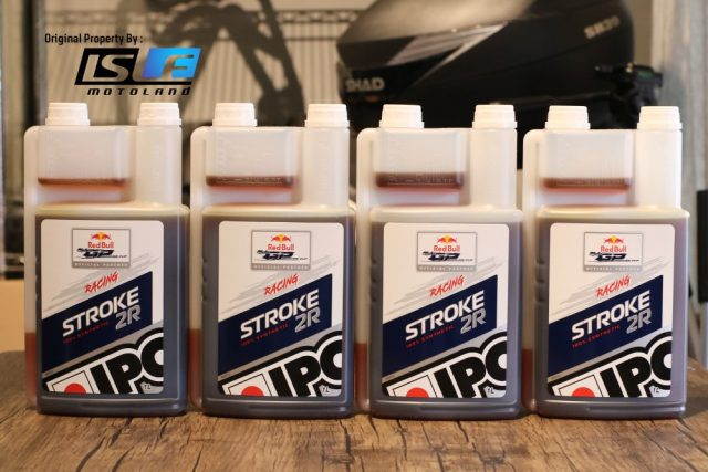 Oli Ipone Stroke 2R Synthetic With Ester - Oli Ipone Stroke 2R Synthetic With Ester - Oli Ipone Stroke 2R Synthetic With Ester - Oli Ipone Stroke 2R Synthetic With Ester