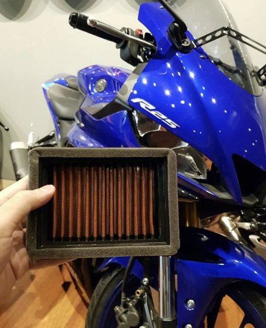 SPRINT FILTER Air Filter Yamaha R25 - SPRINT FILTER Air Filter Yamaha R25 - SPRINT FILTER Air Filter Yamaha R25 - SPRINT FILTER Air Filter Yamaha R25