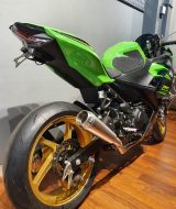 Knalpot Ninja 250 New Arrow Italy Pro Race