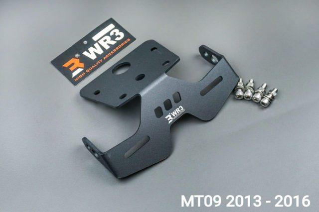 Tail Tidy Dudukan Plat MT09 WR3