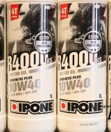 Oli Ipone R4000RS - Oli Ipone R4000RS - Oli Ipone R4000RS - Oli Ipone R4000RS