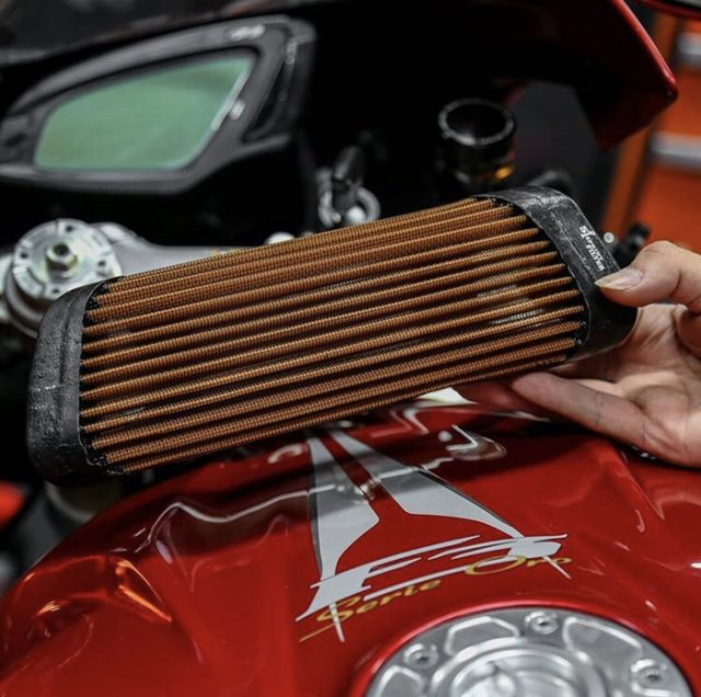 SPRINT FILTER Air Filter MV Agusta F3 - SPRINT FILTER Air Filter MV Agusta F3 - SPRINT FILTER Air Filter MV Agusta F3 - SPRINT FILTER Air Filter MV Agusta F3