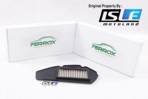 Air Filter Saringan Udara Ferrox Yamaha Lexi Aerox