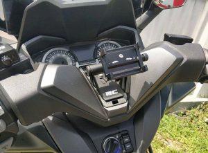 Bracket Dudukan GPS Forza MC