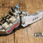 Bracket Kaliper Depan KTM Duke 250 WR3