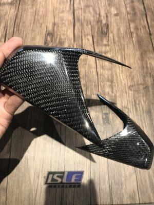 Cover Stang Samping Karbon Forza Carbon Kevlar