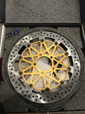 Discbrake Brembo Kawasaki ZX10R Rotor Kit