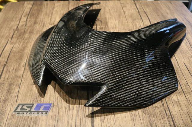 Fairing Depan R15 V3 VVA Karbon Lapis Carbon Kevlar Ori