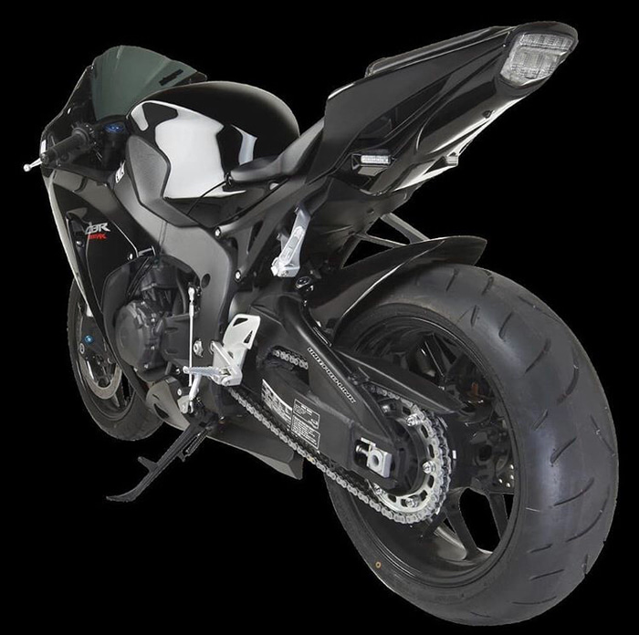 Fender Sein CBR1000RR Old Hotbodies Original