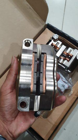 Kaliper Kawasaki ZX636 HEL not Brembo GP4RX
