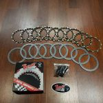 Kampas Plat Per Kopling Racing GSX600 R Barnett Ori USA
