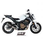 Knalpot CB500F SC Project Ori Itali