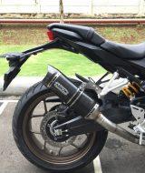 Knalpot CB650 New Arrow Thunder Carbon Ori Italia