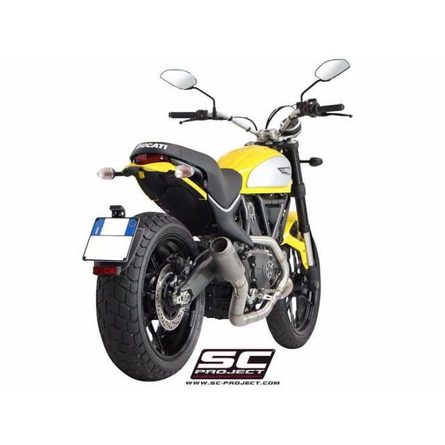 Knalpot Ducati Srambler 800 SC Project CR-T - Knalpot Ducati Srambler 800 SC Project CR-T - Knalpot Ducati Srambler 800 SC Project CR-T - Knalpot Ducati Srambler 800 SC Project CR-T