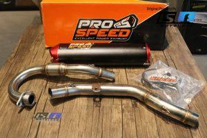 Knalpot KLX 150 Prospeed Mx Series Original Taiwan