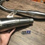 Knalpot R9 GSX 150 R Full System