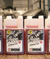 Oli Samping R2000 2T Synthetic Plus Ipone
