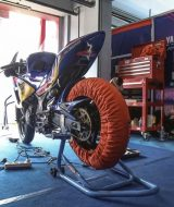 Penghangat Ban Motor Project One Digital