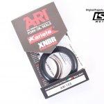 Seal Dust Seals CBR600RR / ZX636 / ZX6R / Versys650 / Z1000 Ariete Italy