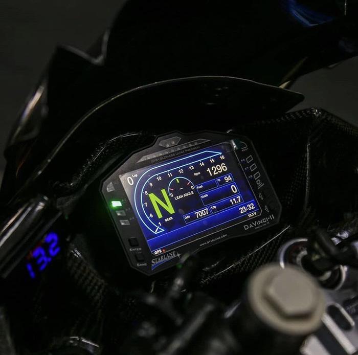 Speedometer Starlane Da Vinci II-S