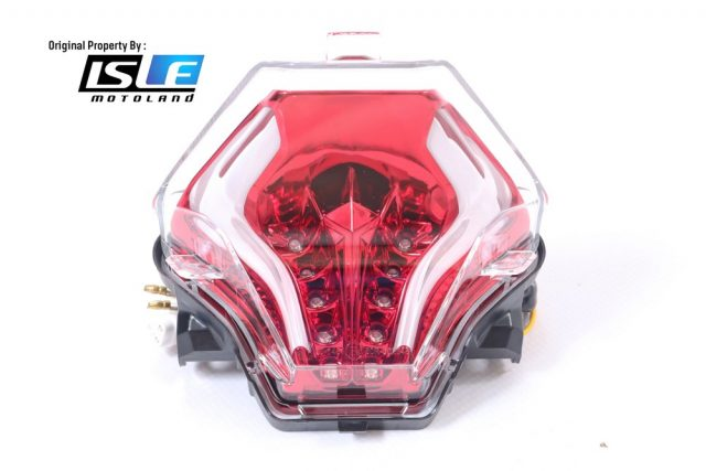 PROJECT ONE Stoplamp 3 in 1 Yamaha R25 - PROJECT ONE Stoplamp 3 in 1 Yamaha R25 - PROJECT ONE Stoplamp 3 in 1 Yamaha R25 - PROJECT ONE Stoplamp 3 in 1 Yamaha R25