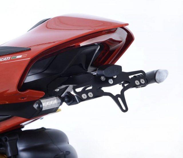 Tail Tidy Ducati Panigale V4 R&G Dudukan Plat