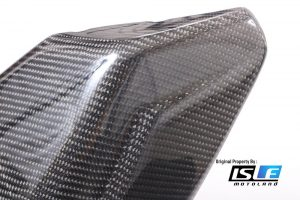 Tutup Laci ADV150 Karbon Honda Lapis Carbon Kevlar Ori
