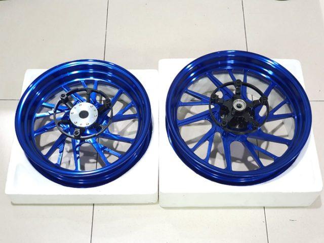 MOS FORGED Velg Yamaha X-Max - MOS FORGED Velg Yamaha X-Max - MOS FORGED Velg Yamaha X-Max - MOS FORGED Velg Yamaha X-Max